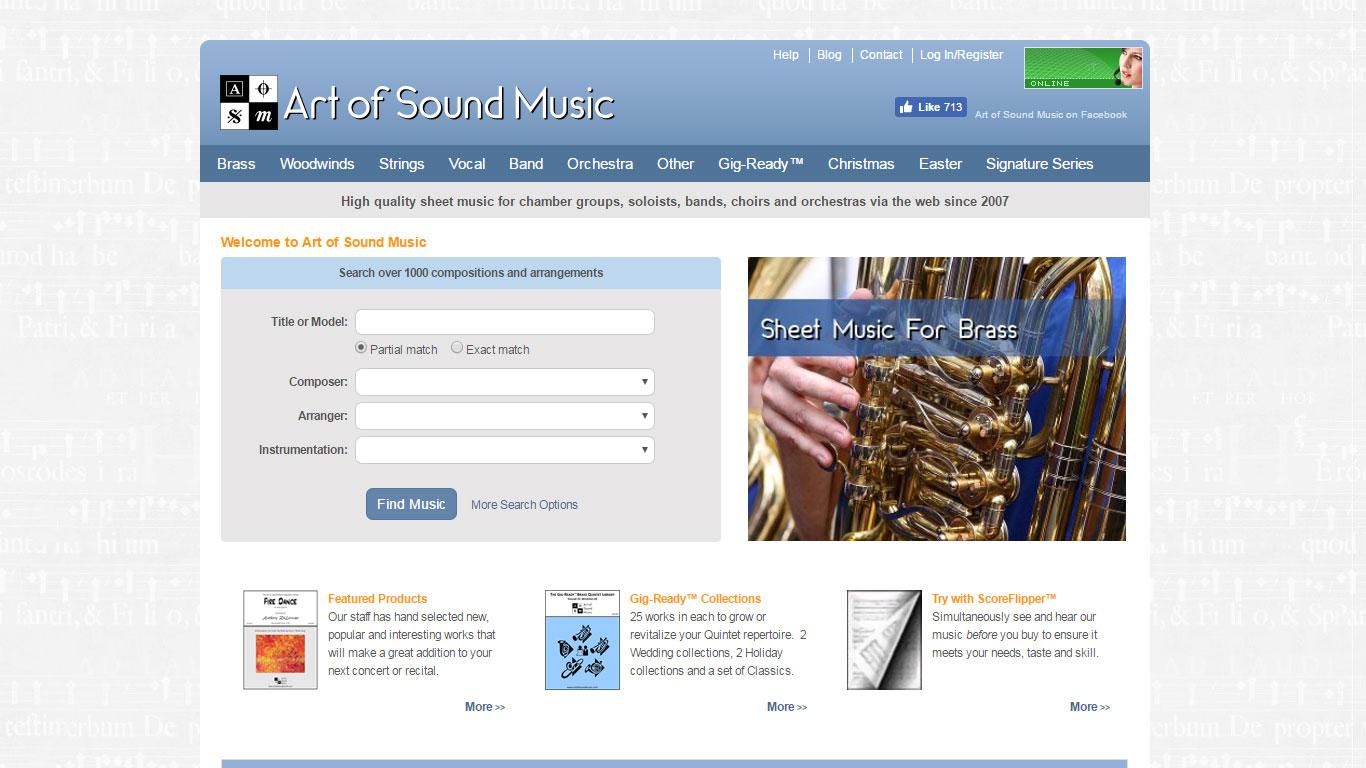 Art of Sound Music