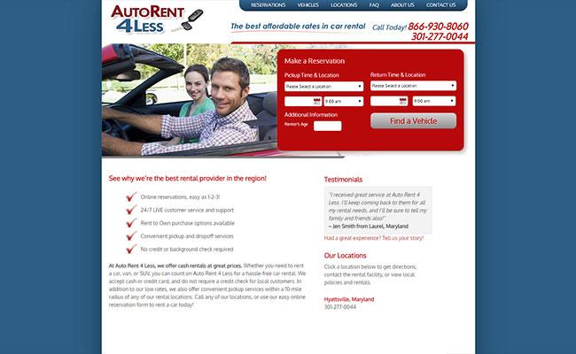 Auto Rent 4 Less