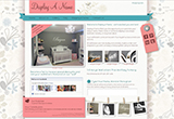 Display A Name launches a new Online Shop