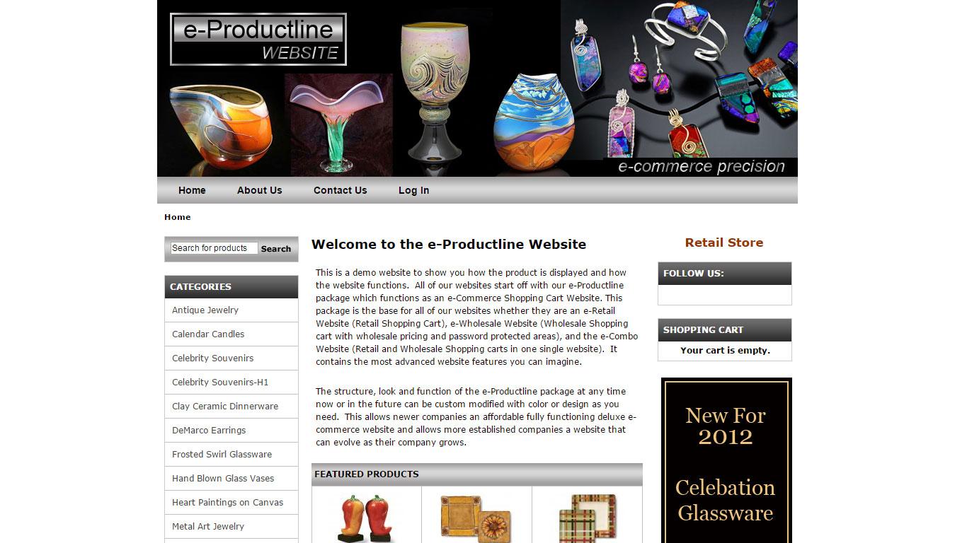 Gift Sites Design