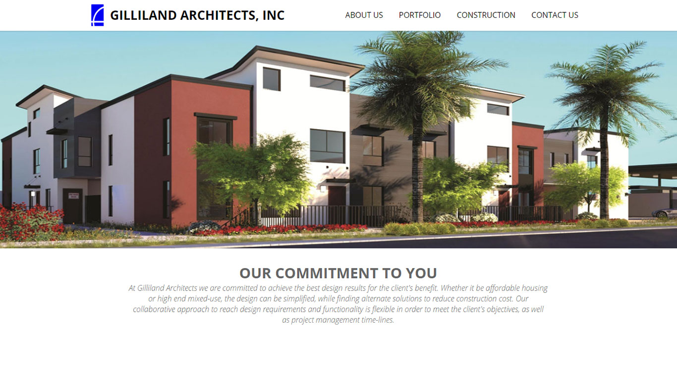 Gilliland Architects