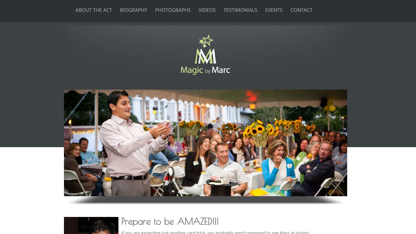 Magic by Marc