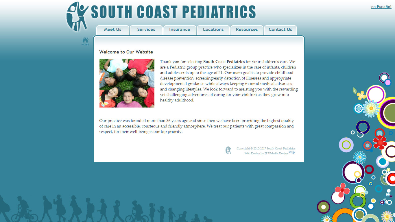 South Coast Pediatrics