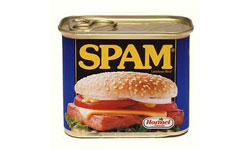 Don't be a Spammer!
